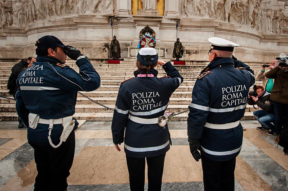 COMANDO DI POLIZIA LOCALE DI ROMA CAPITALE - Via Della ...